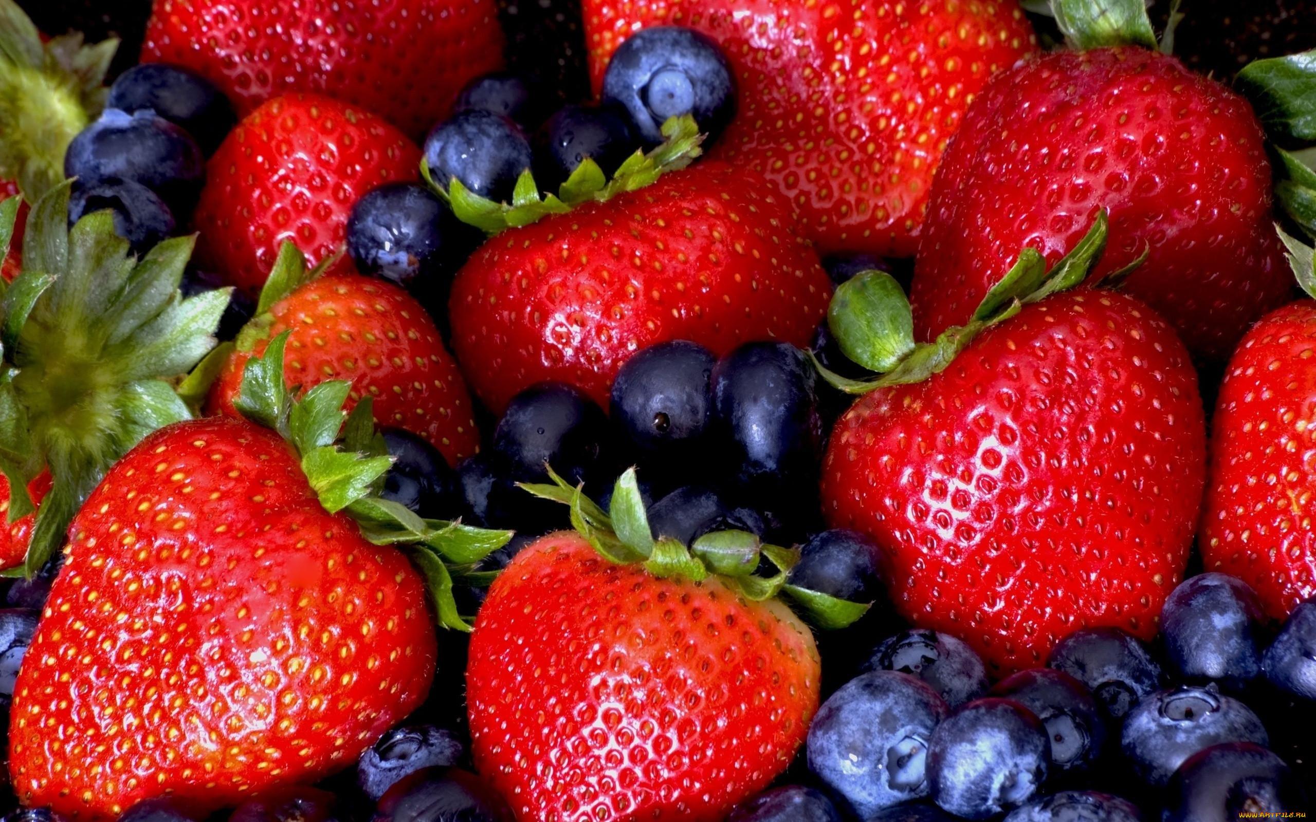 Картинки на рабочий стол ягоды красивые